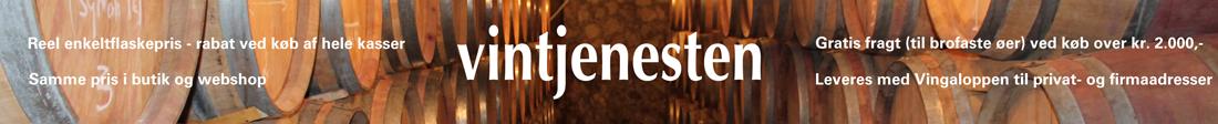 Vintjenesten.dk Logo